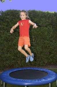 mini-trampolines pour fitness ou kinésithérapie