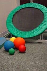 mini trampoline pour fitness